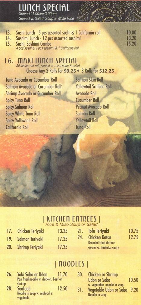 Express Chinese Food Old Bridge
